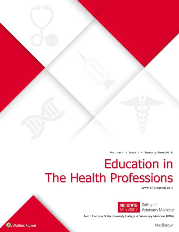 Education in the Health Professions - NC State University, Collect of Veterinary Medicine