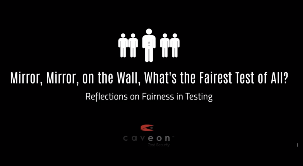 Mirror, Mirror, on the Wall, What's the Fairest Test of All?